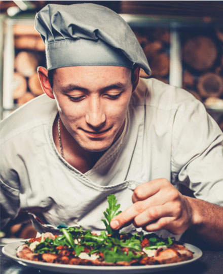 How social media helped celebrity chefs become more influential